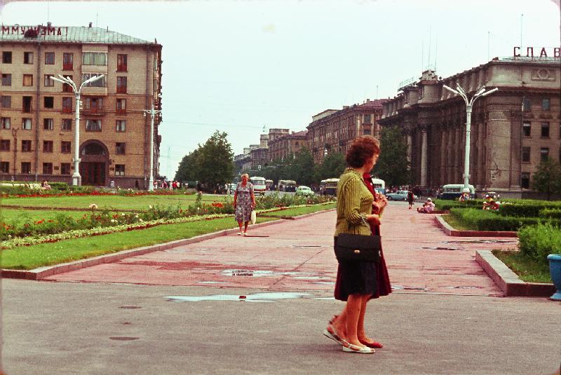 8082373e1978 Минск в 70 е годы