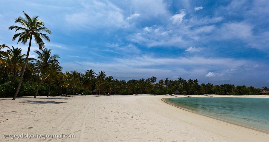 8132 Лучший в мире курортный отель на Мальдивах