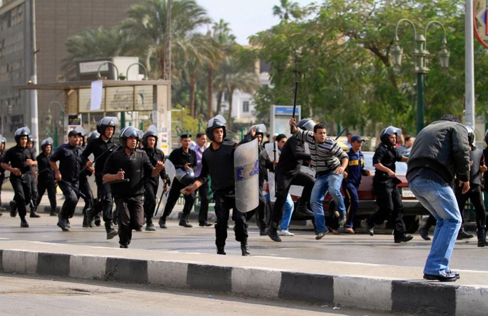 8151 990x642 nuevos disturbios en El Cairo