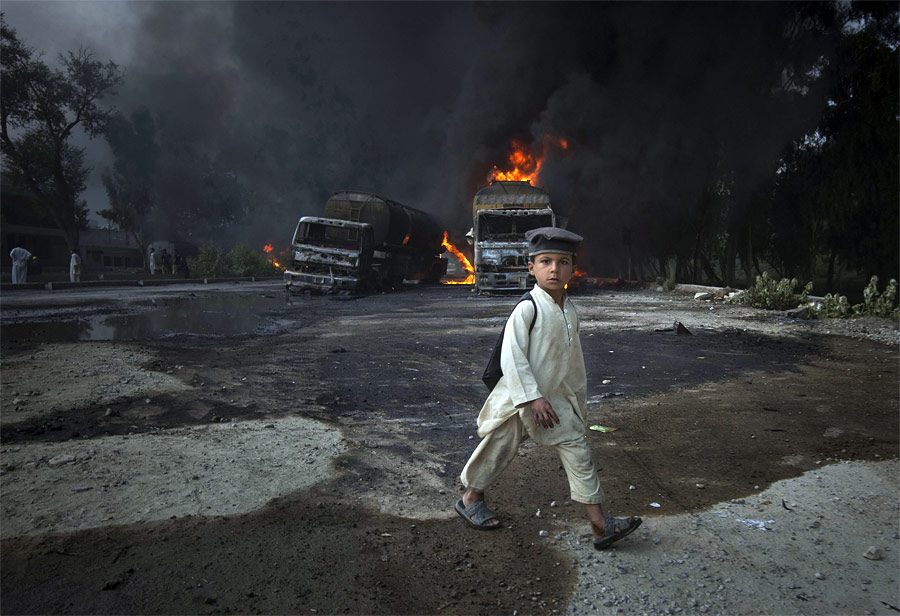 8191 Лучшие снимки Reuters 2011 (часть 1)