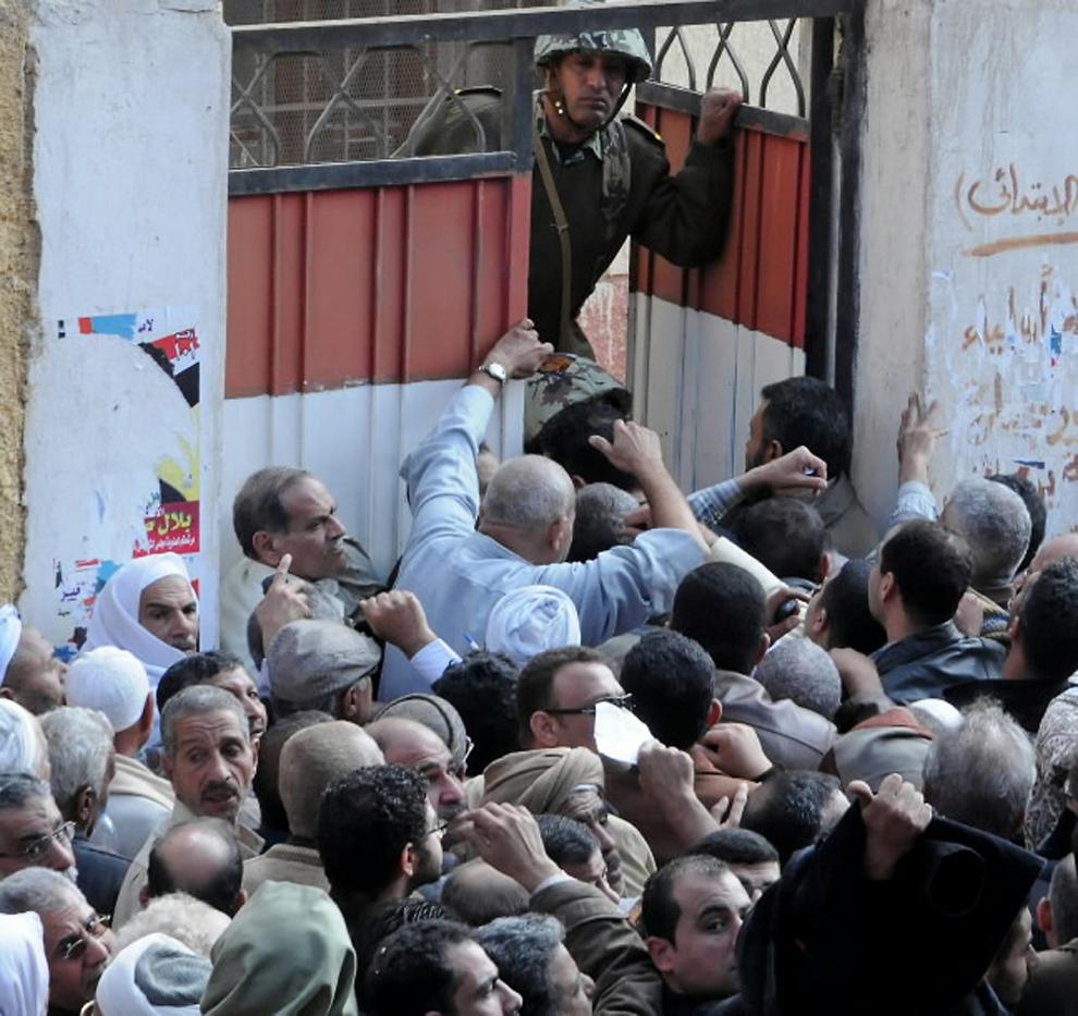 Pemilu 8214 di Mesir dan Kongo