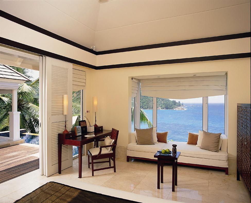 854 Banyan Tree Seychelles – тропический рай на Сейшелах