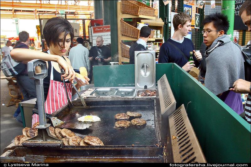 860 Лондонский рынок BOROUGH MARKET