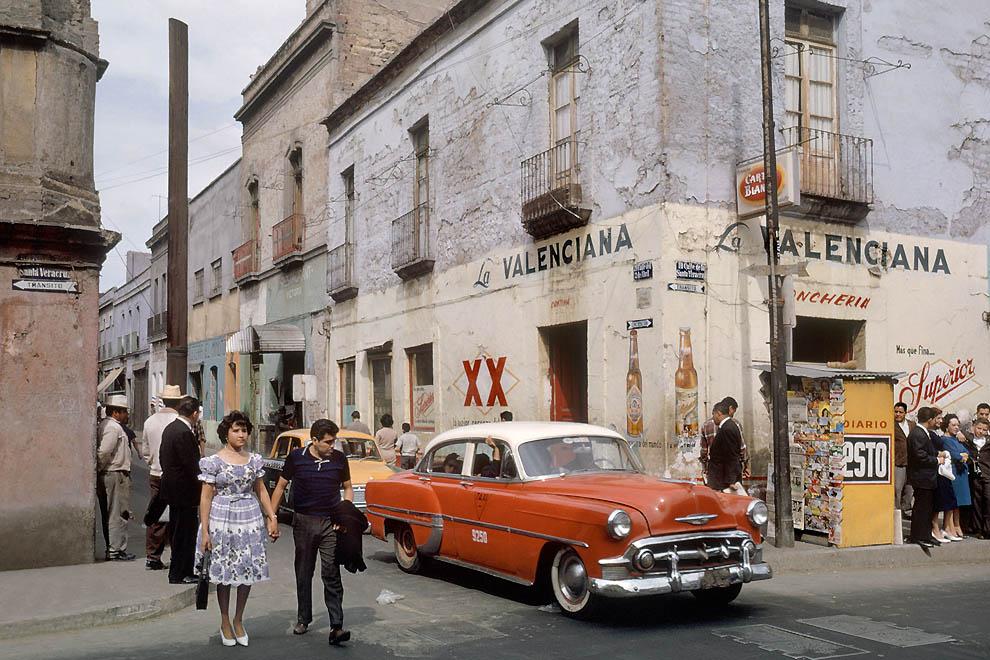 880 Цветные фотографии Фреда Херцога из 1960 х: Ванкувер и не только