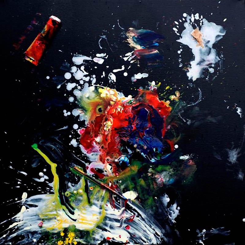 9101 Аэлита Андре – самая юная художница в мире