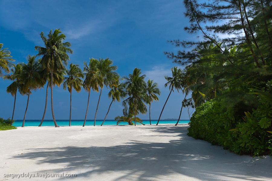9116 Лучший в мире курортный отель на Мальдивах
