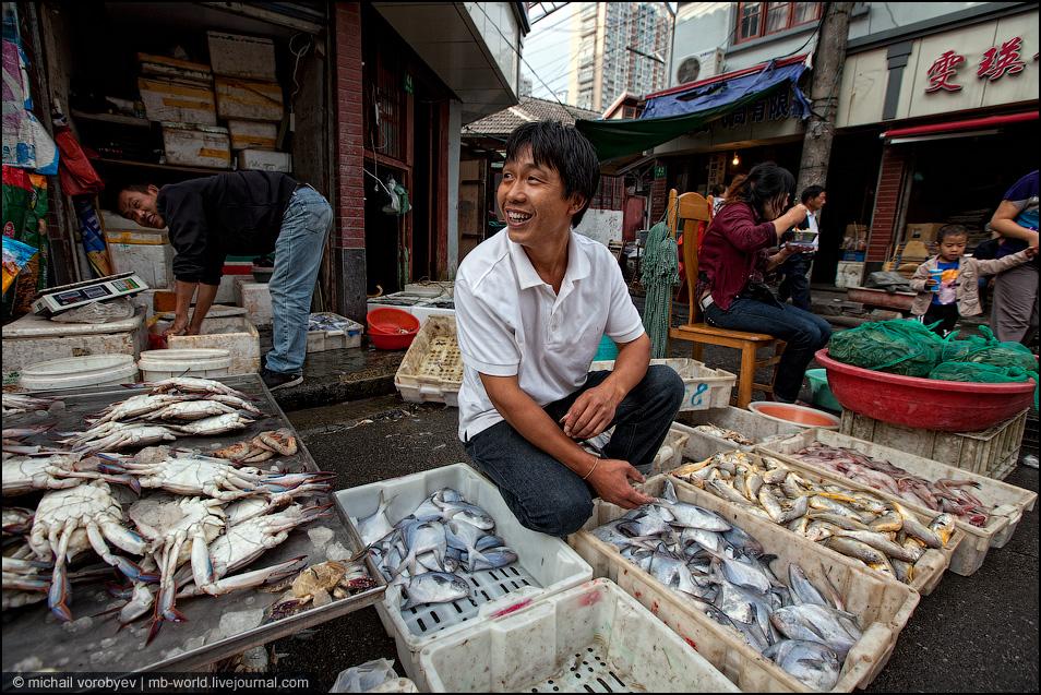 9142 Китай: Шанхайские трущобы