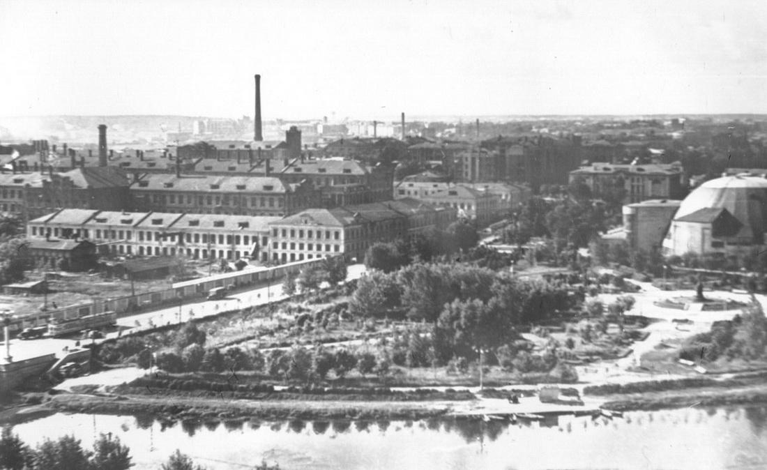 916 Иваново в 60 е годы