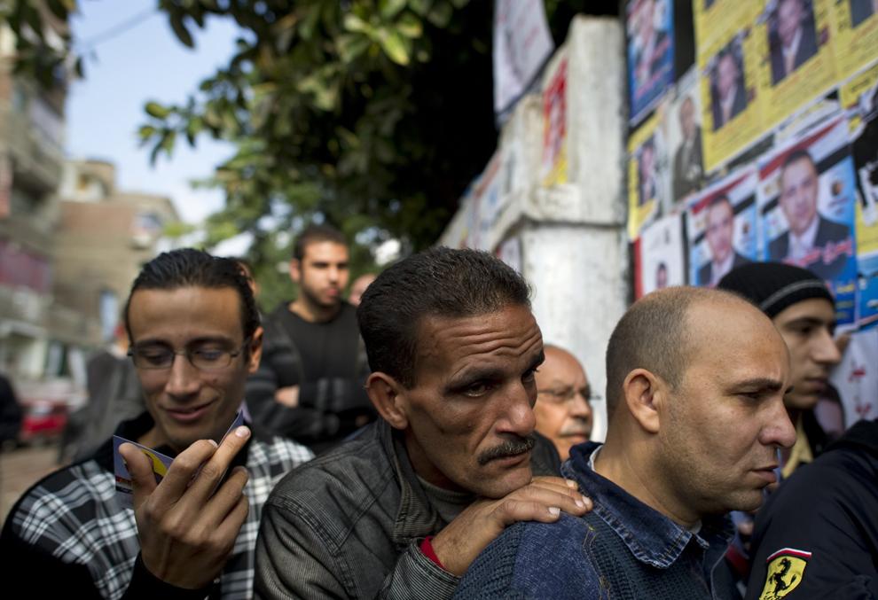Pemilu 9191 di Mesir dan Kongo