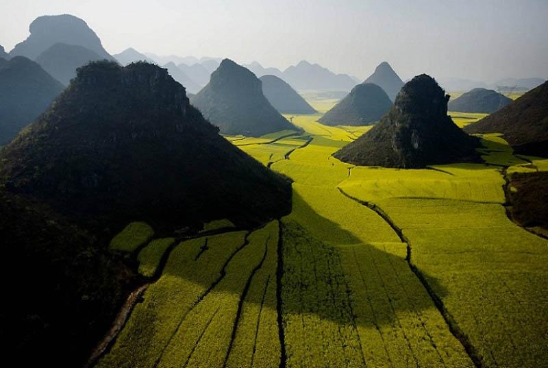 933 10 красивейших геологических чудес