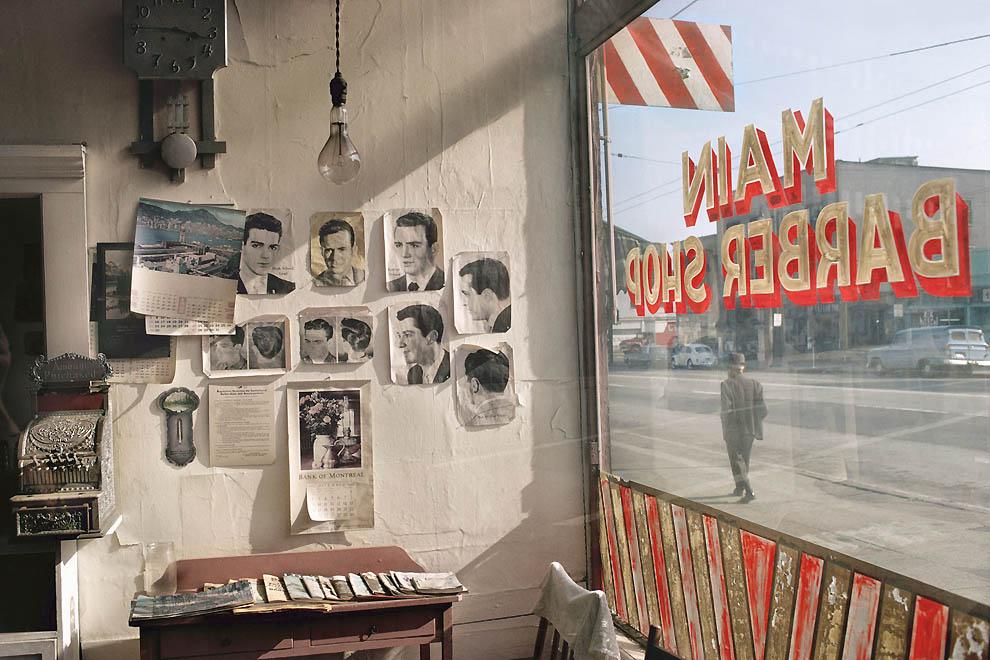 971 Цветные фотографии Фреда Херцога из 1960 х: Ванкувер и не только