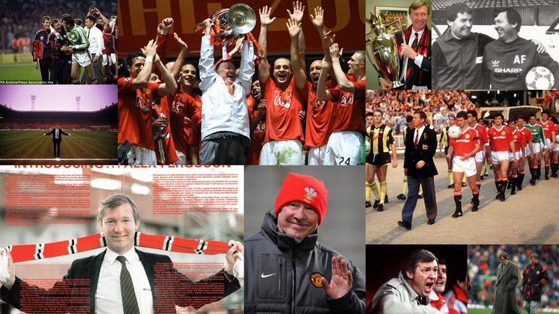 Alex Ferguson Самые яркие моменты карьеры Алекса Фергюсона
