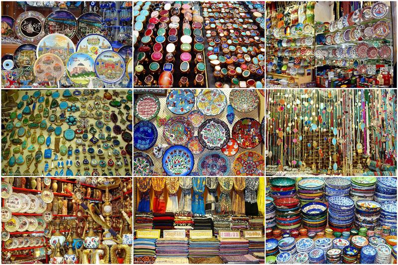 BIGPIC13 Великий Базар Kapalı Çarşı в Стамбуле
