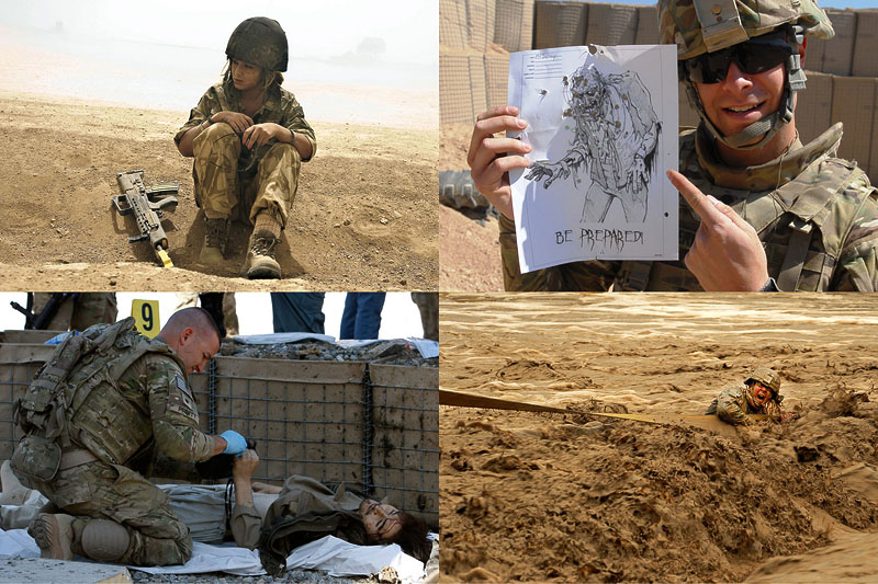Афганистан: октябрь 2011