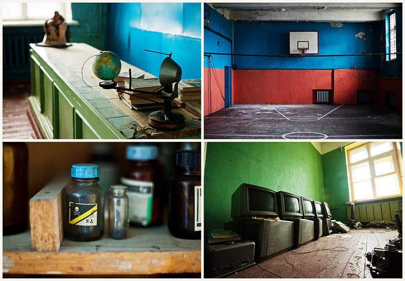 BIGPIC67 Заброшенная школа на Кольском полуострове