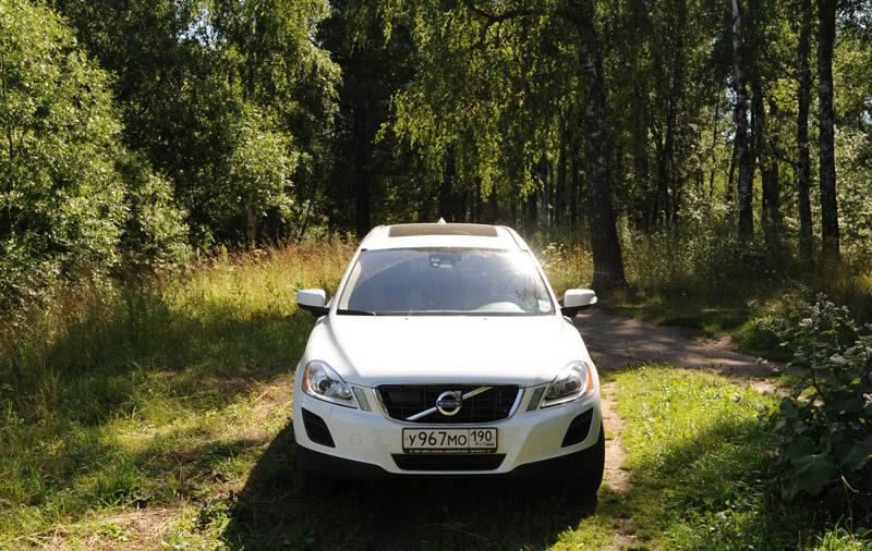 DSC 0165 Обзор Volvo XC60
