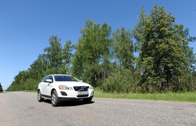 DSC 0260 Обзор Volvo XC60