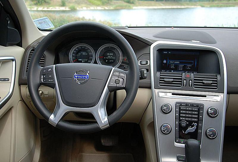 DSC 8300 Обзор Volvo XC60