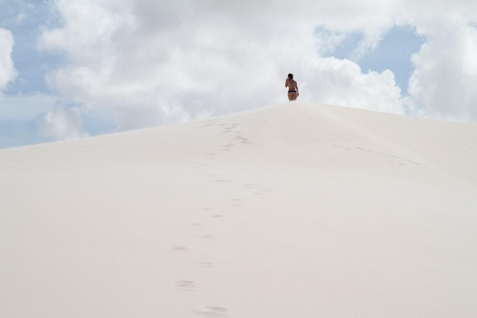 bi5D8000 Простыни Мараньяна: Белые пески Lencois Maranhenses Бразилии