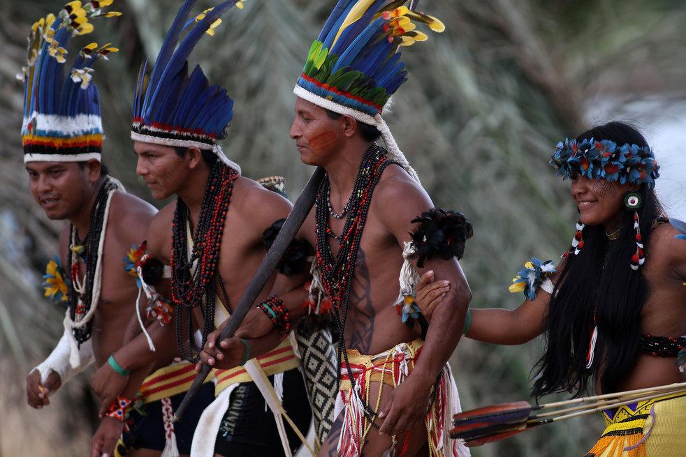 06 brazil Permainan adat penduduk asli Amerika