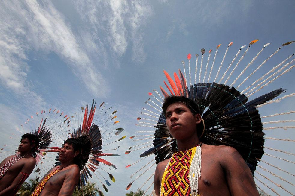09 brazil adat penduduk asli Amerika Permainan