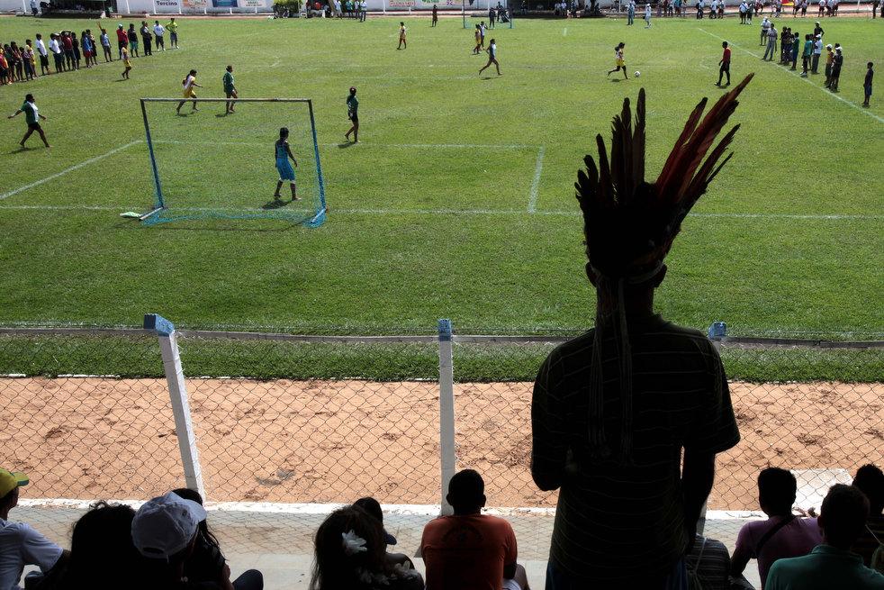 brazil adat penduduk asli Amerika 10 Game