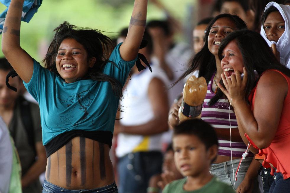 12 brazil adat asli American Games