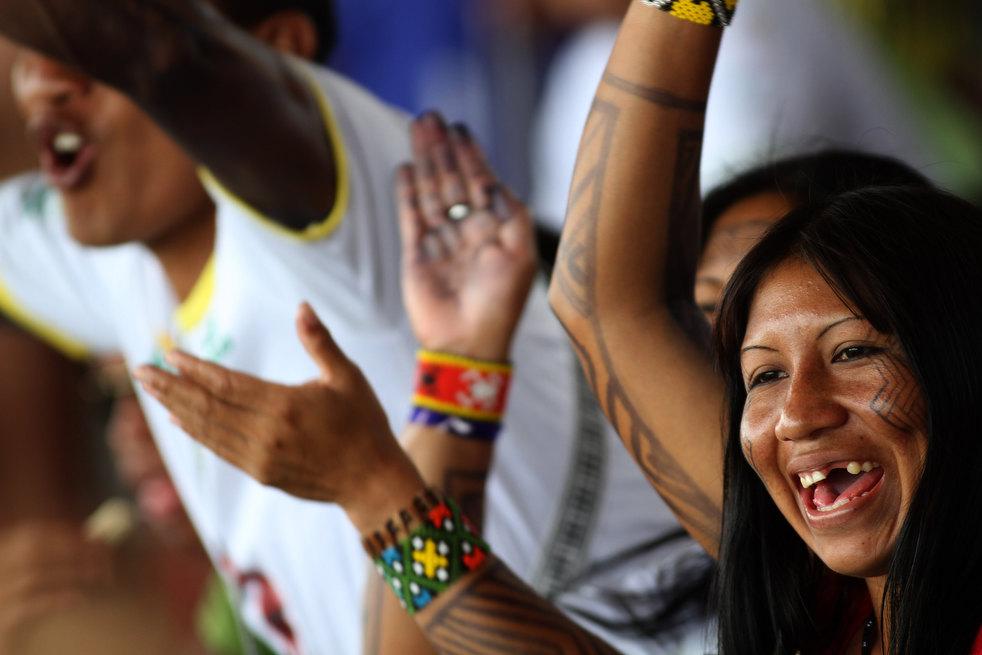 13 brazil adat asli American Games