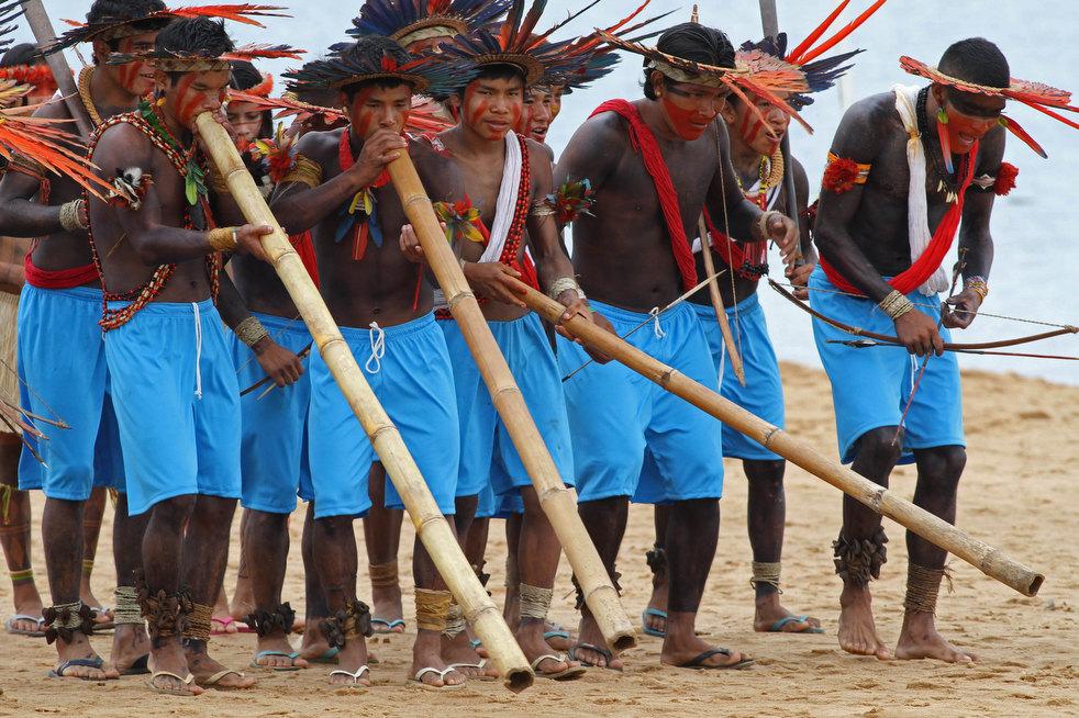 brazil adat penduduk asli Amerika 18 Permainan
