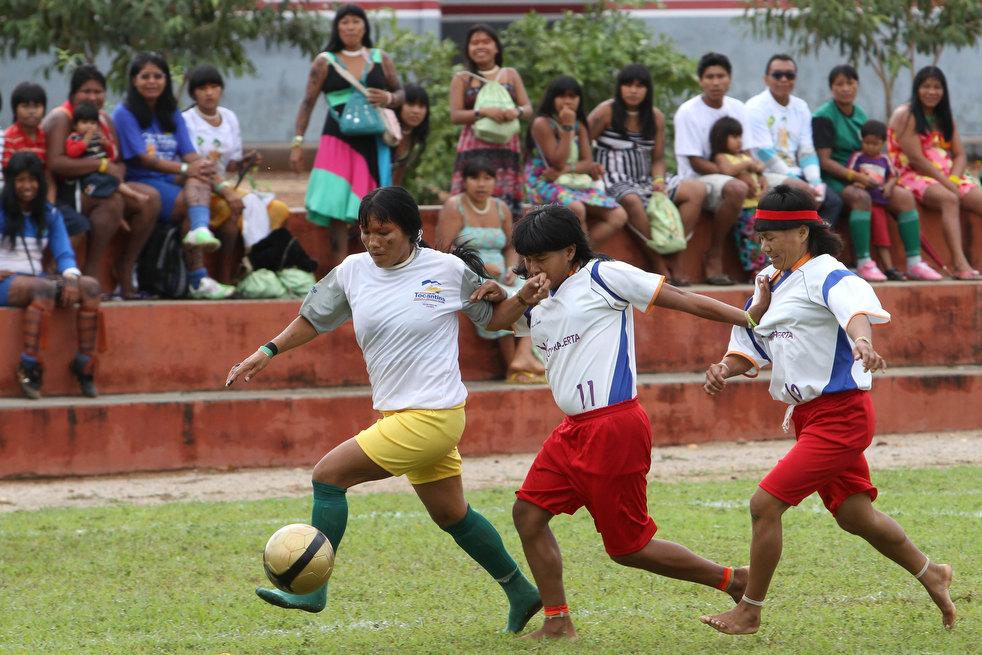 22 brazil adat asli American Games