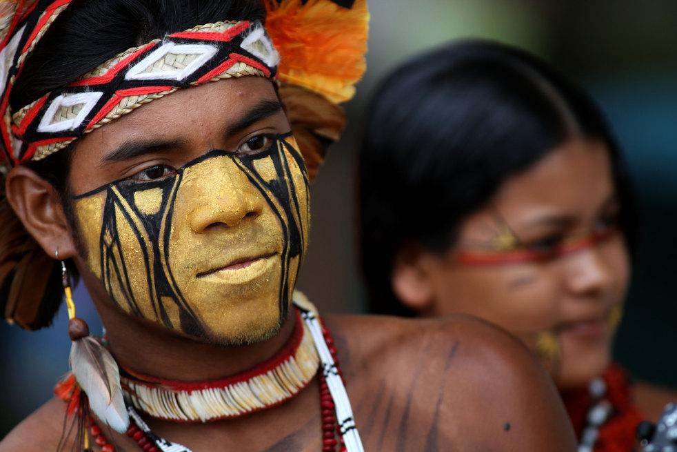 25 brazil adat asli American Games