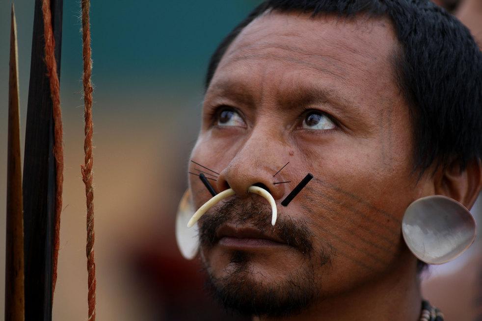 29 brazil adat asli American Games