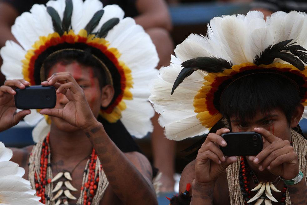 30 brazil adat asli American Games