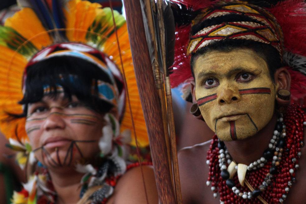 36 brazil adat asli American Games