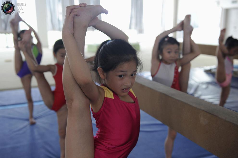004 cina Cina mempersiapkan untuk Olimpiade 2020