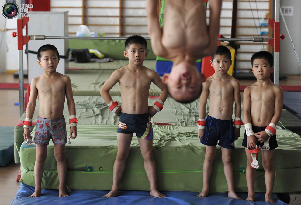 007 cina Cina mempersiapkan untuk Olimpiade 2020
