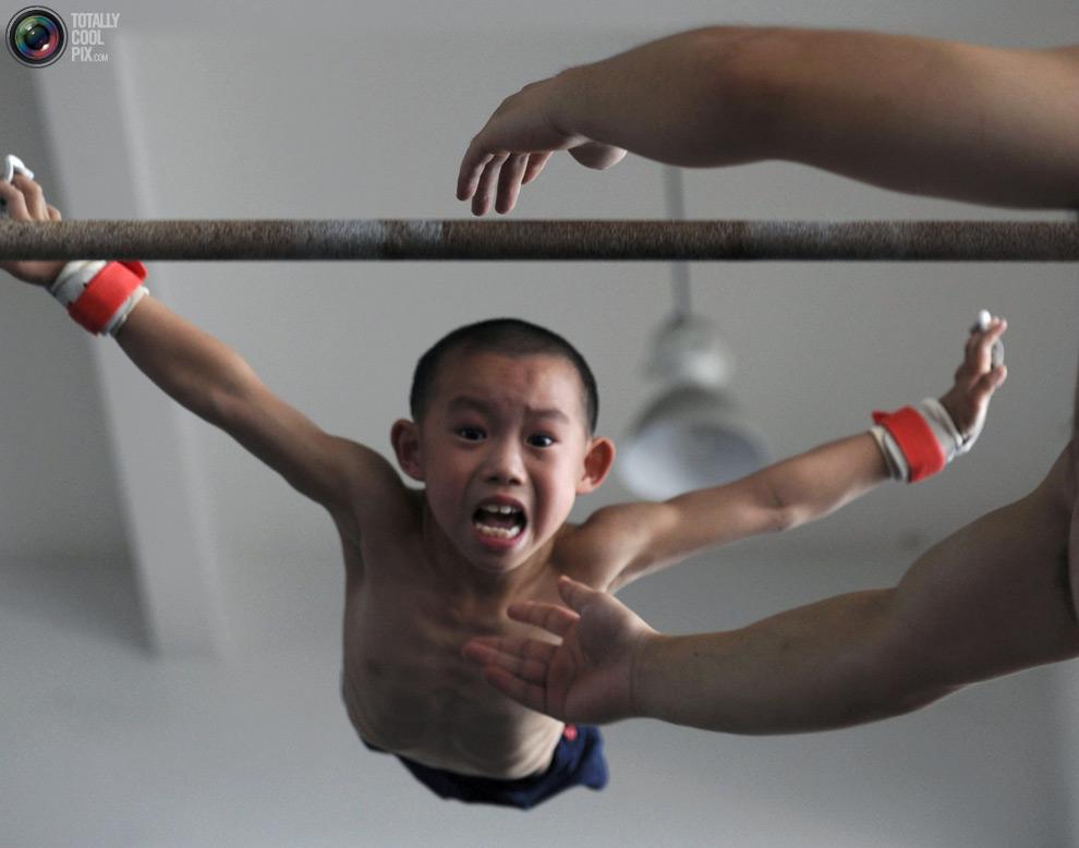 009 cina Cina mempersiapkan untuk Olimpiade 2020