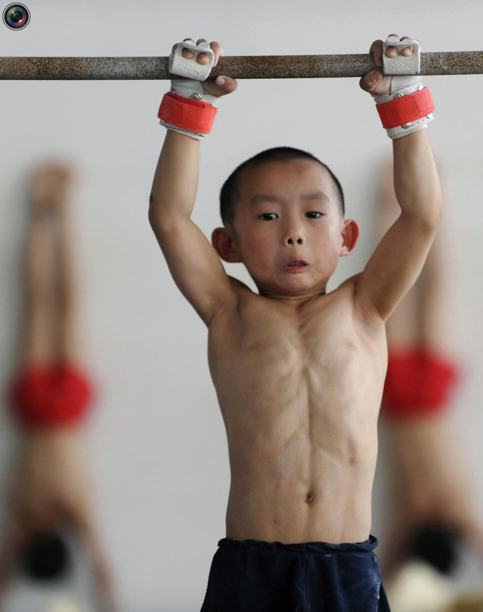 010 cina Cina mempersiapkan untuk Olimpiade 2020
