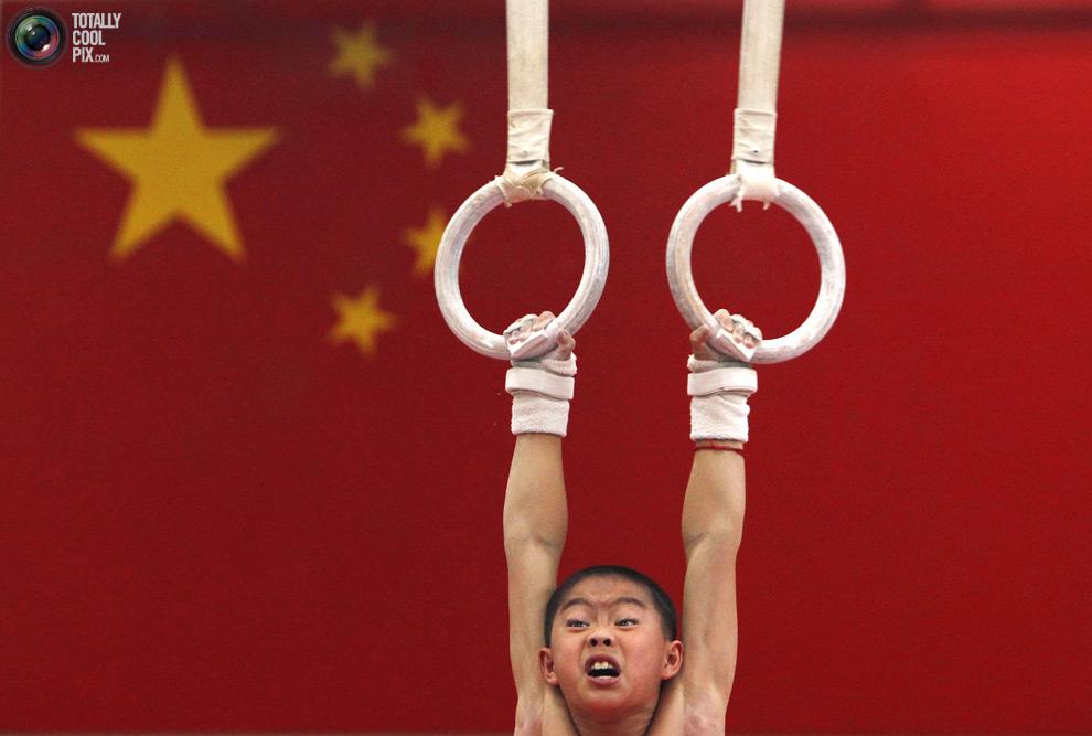 011 cina Cina mempersiapkan untuk Olimpiade 2020