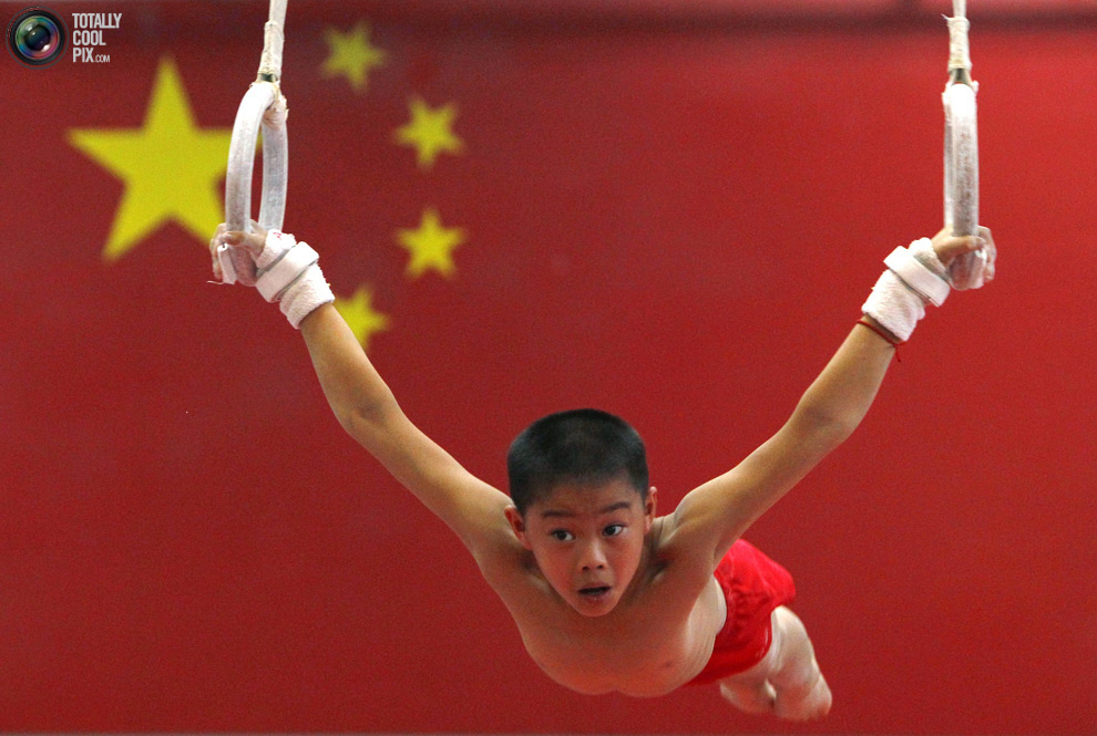 013 cina Cina mempersiapkan untuk Olimpiade 2020