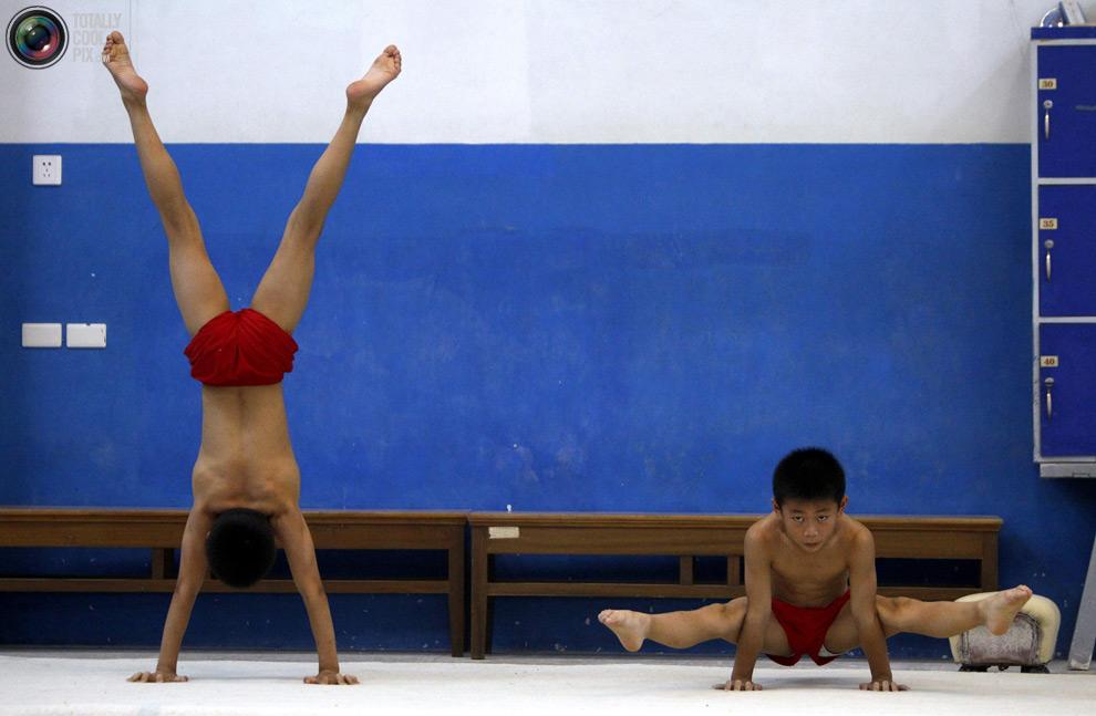 015 cina Cina mempersiapkan untuk Olimpiade 2020