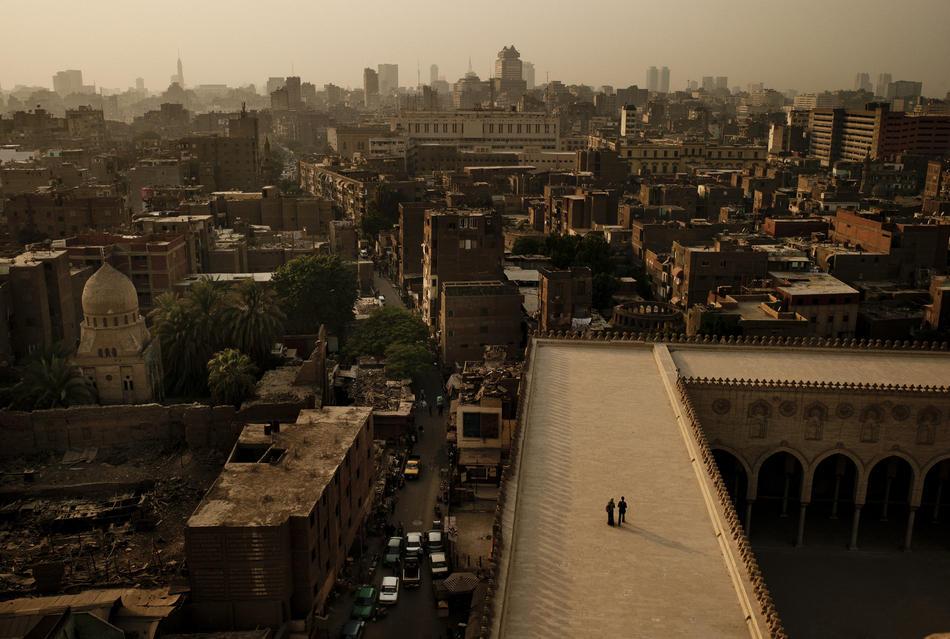 egypt03 krisis industri pariwisata di Mesir
