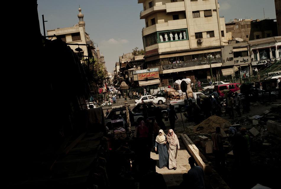 egypt05 krisis industri pariwisata di Mesir