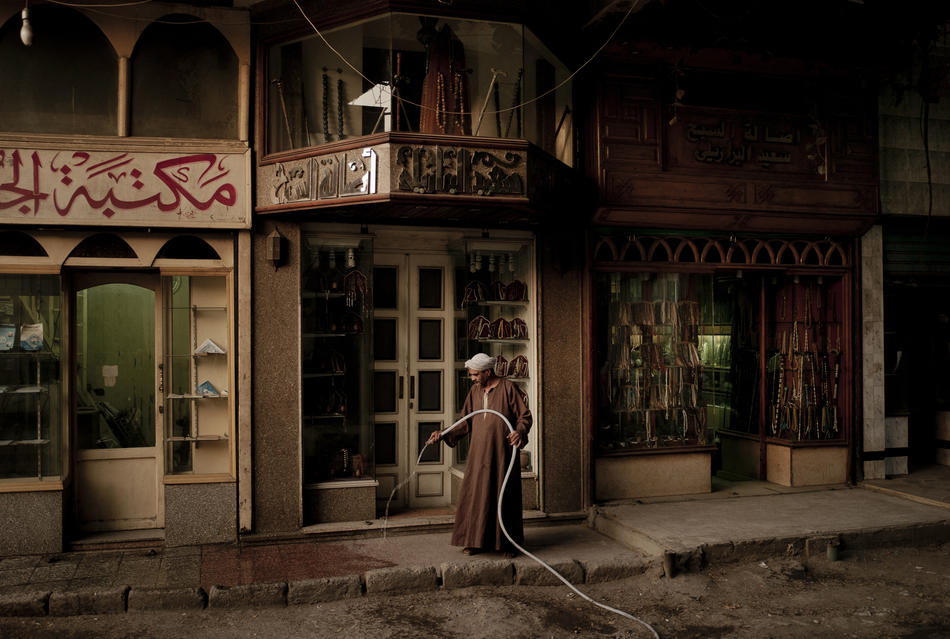 egypt07 krisis industri pariwisata di Mesir