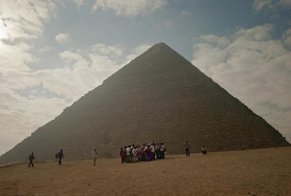 egypt08 krisis industri pariwisata di Mesir