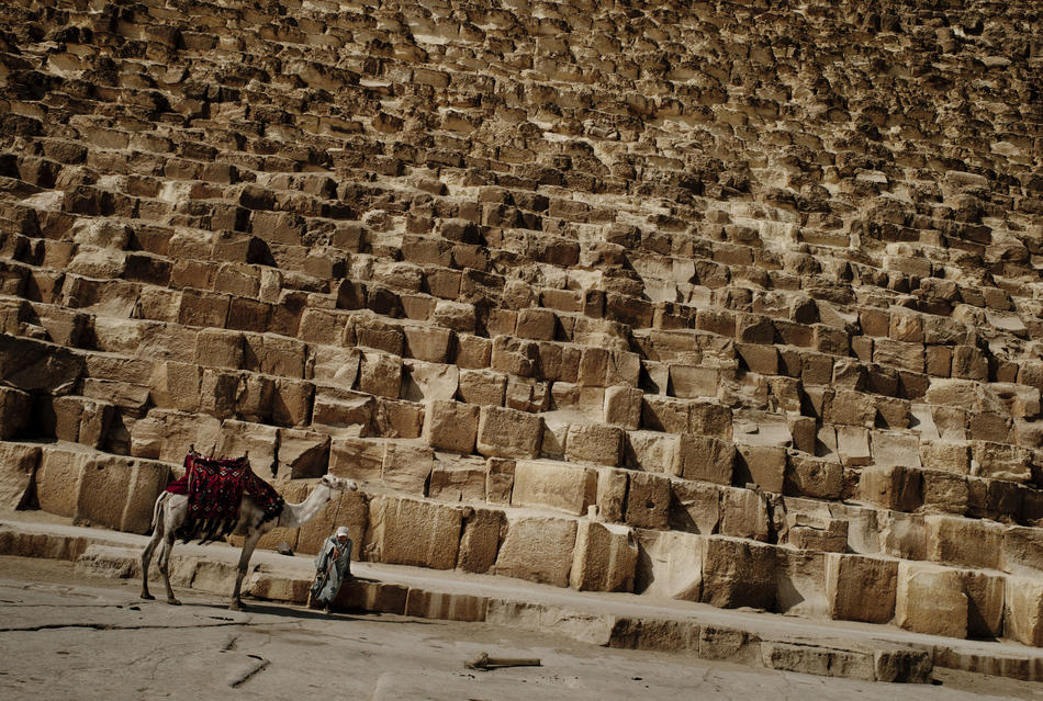egypt09 krisis industri pariwisata di Mesir