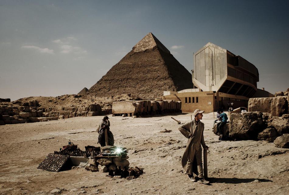 egypt10 krisis industri pariwisata di Mesir