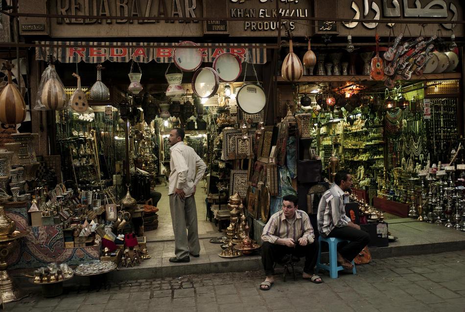 egypt11 krisis industri pariwisata di Mesir