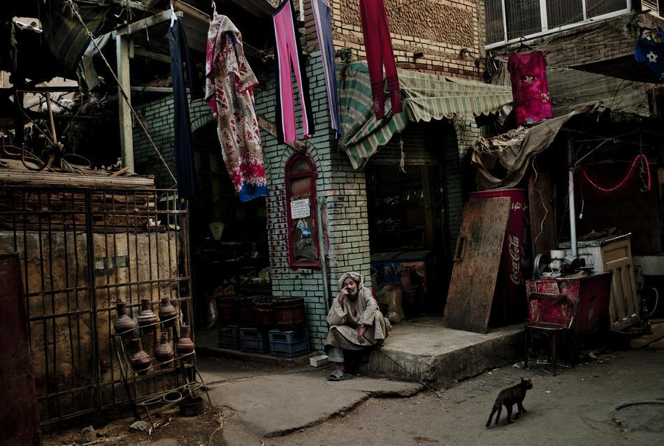 egypt14 krisis industri pariwisata di Mesir