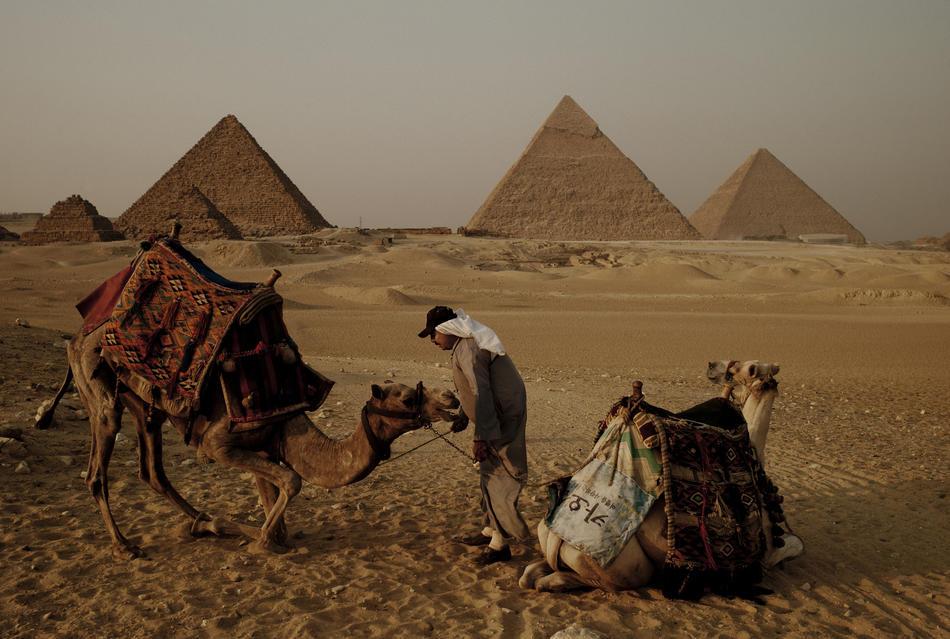 egypt16 krisis industri pariwisata di Mesir